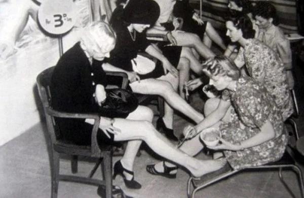 ноги, салон, уход, женщины