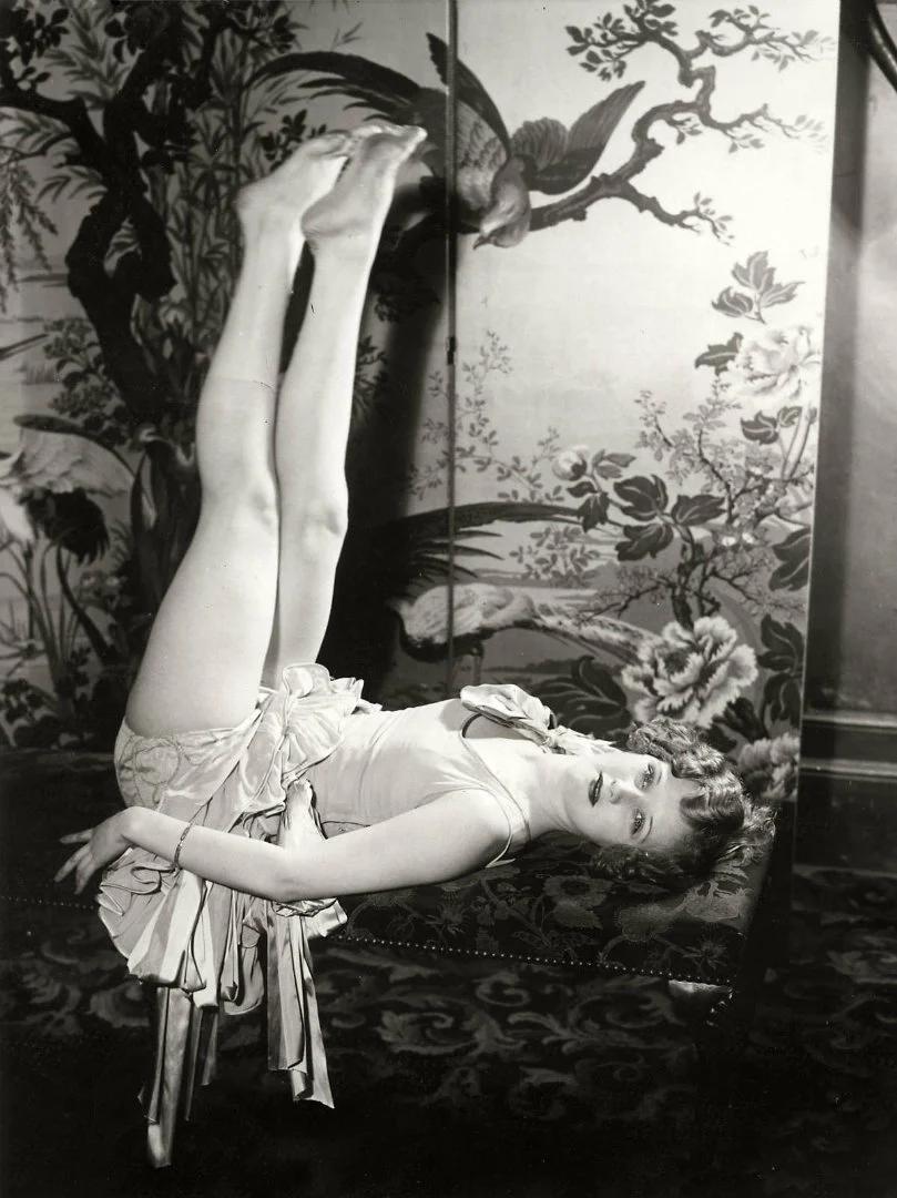 ноги, танцовщица