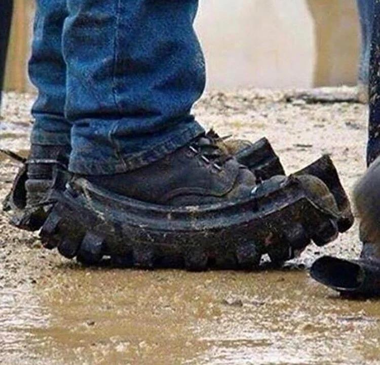 дизайн, обувь