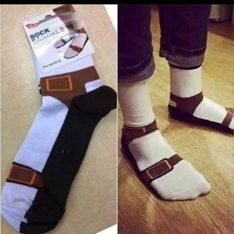 дизайн, носки