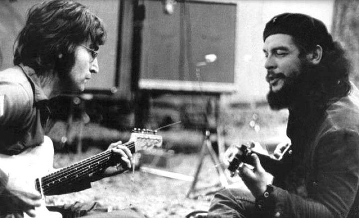 мужчины, гитара