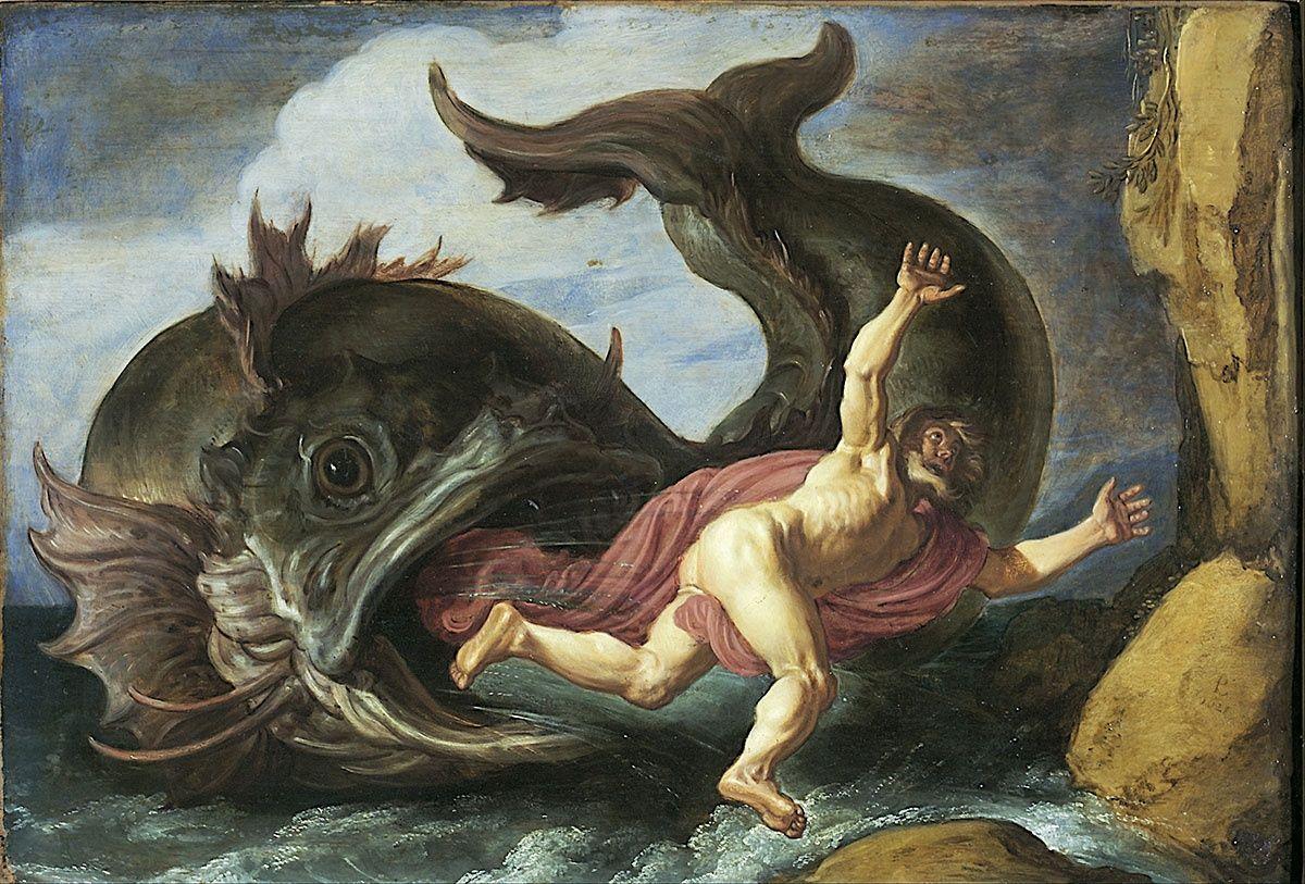 Иона, пророк