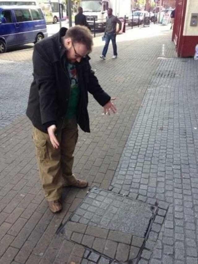 тротуар, плитка