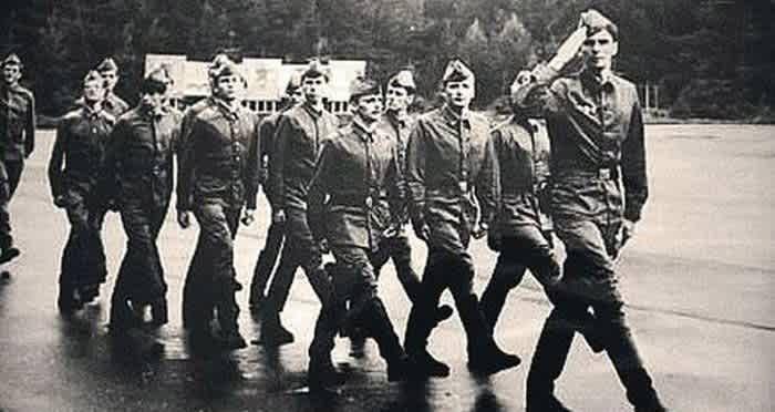 Прохоров, армия