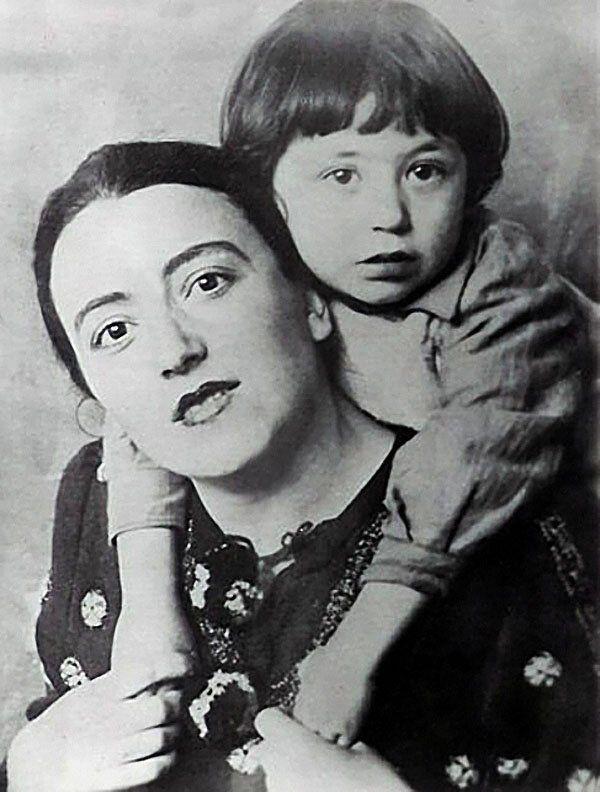 Кикабидзе, мама
