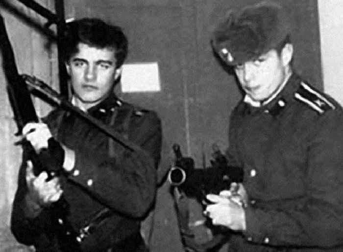 Пореченков, армия
