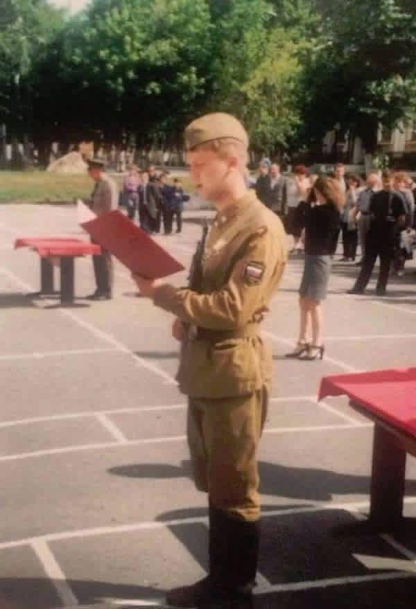 Светлаков, армия