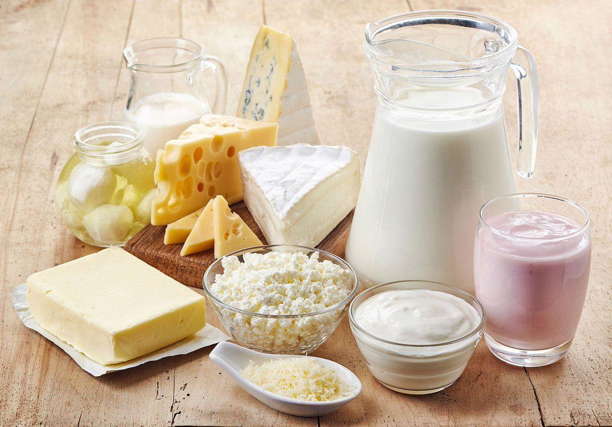 продукт, молоко