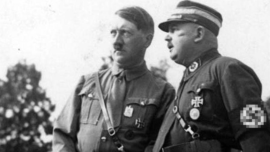 Рем, Гитлер
