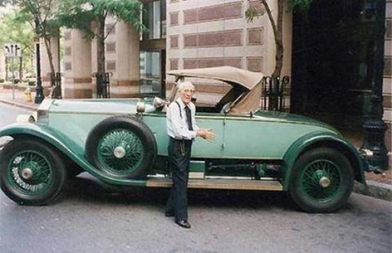 машина, мужчина