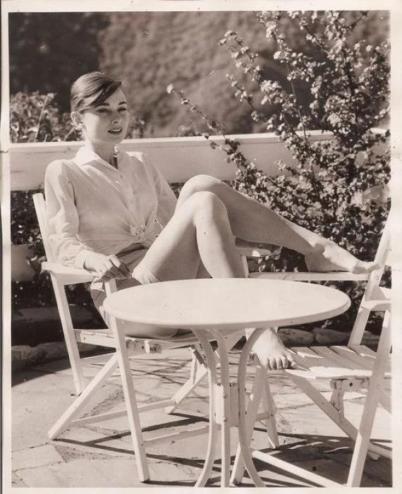 Хепберн, актриса