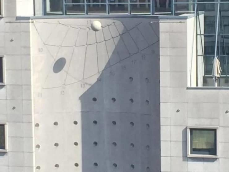 часы, здание