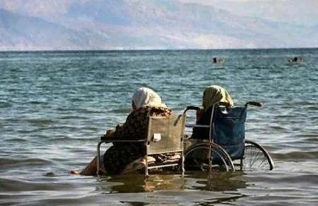 бабушки, отдых