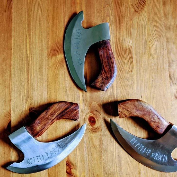 нож, топорик