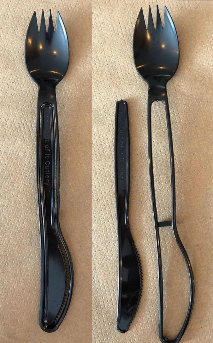 ложка, вилка, нож