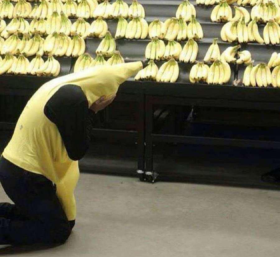 бананы, костюм