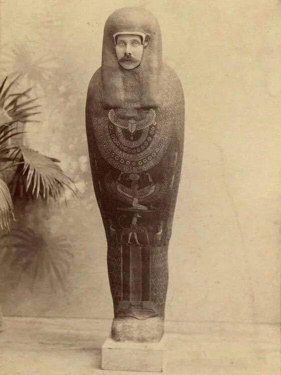 мумия, герцог