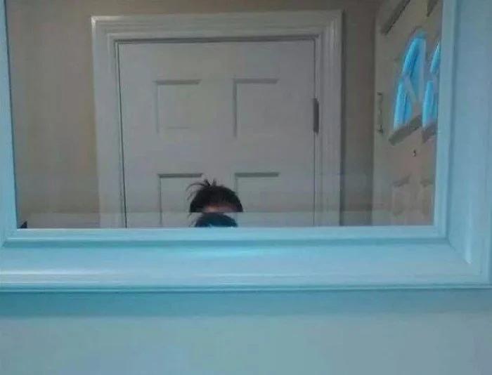 зеркало, ванна