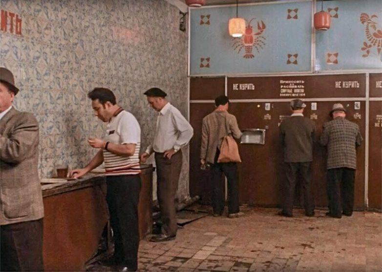 пивные СССР