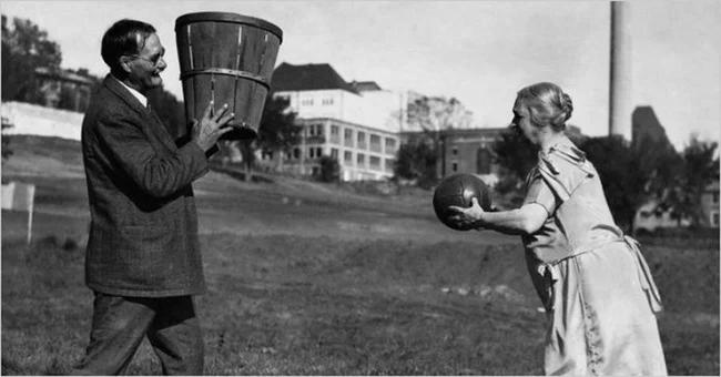 баскетбол, создатель, мужчина, женщина
