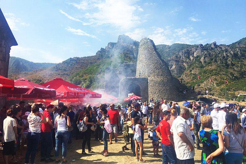 шашлык, фестиваль