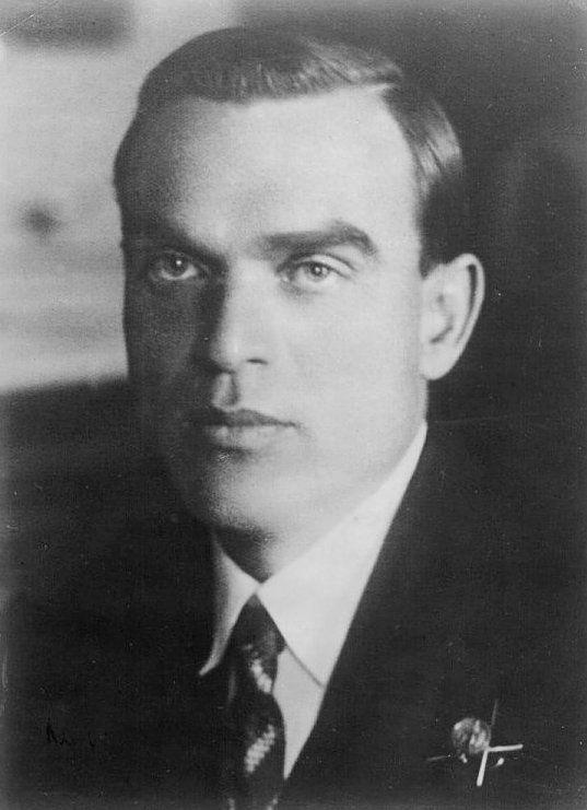 Леваневский, летчик