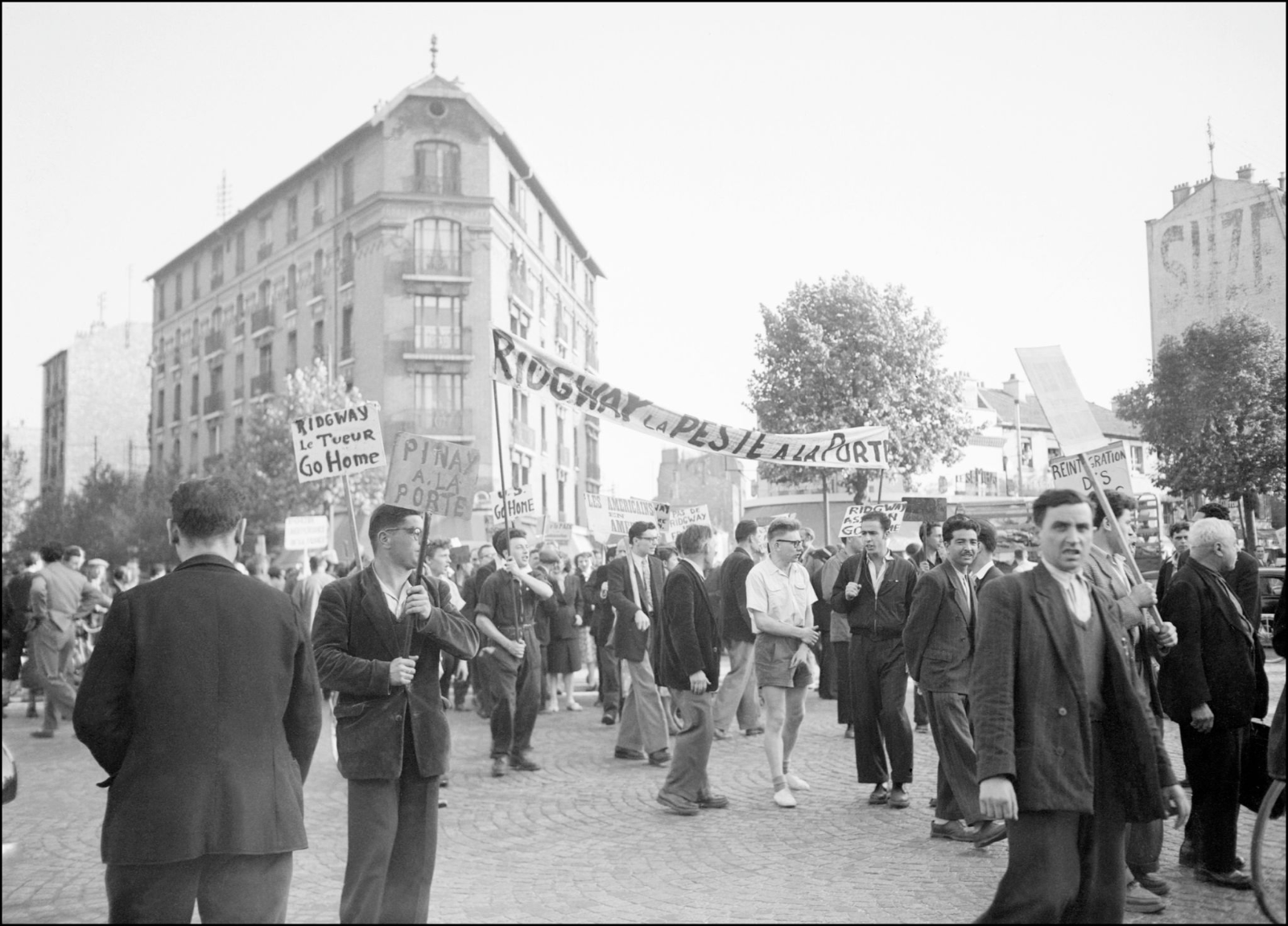 коммунисты в Париже
