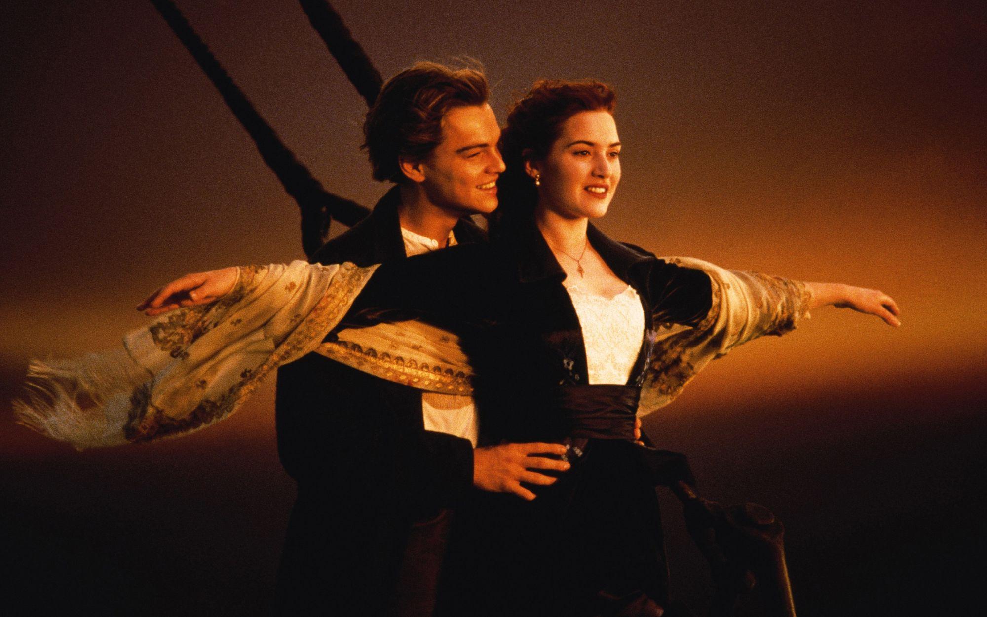 Титаник, фильм, кадр