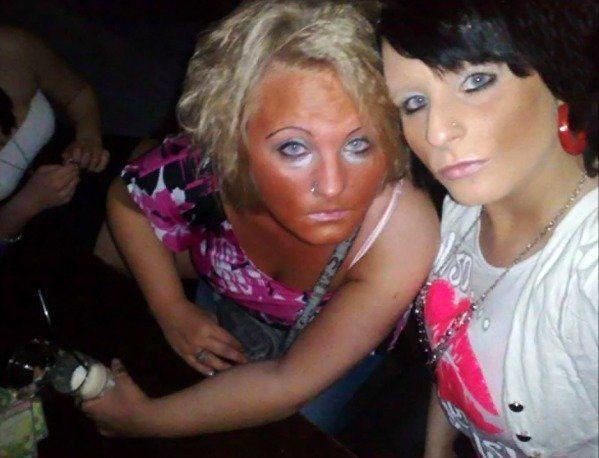 макияж, женщины