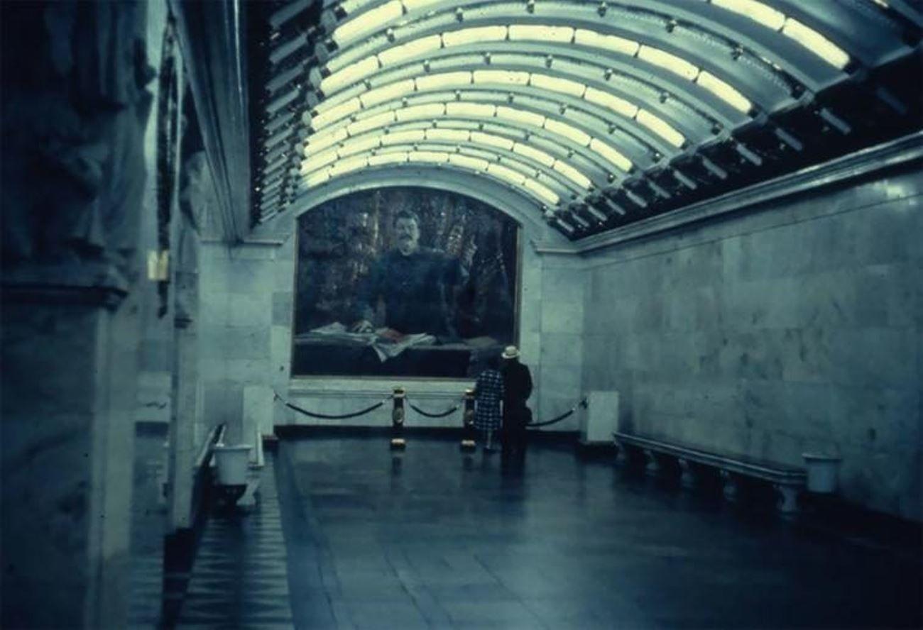 Станция в СССР