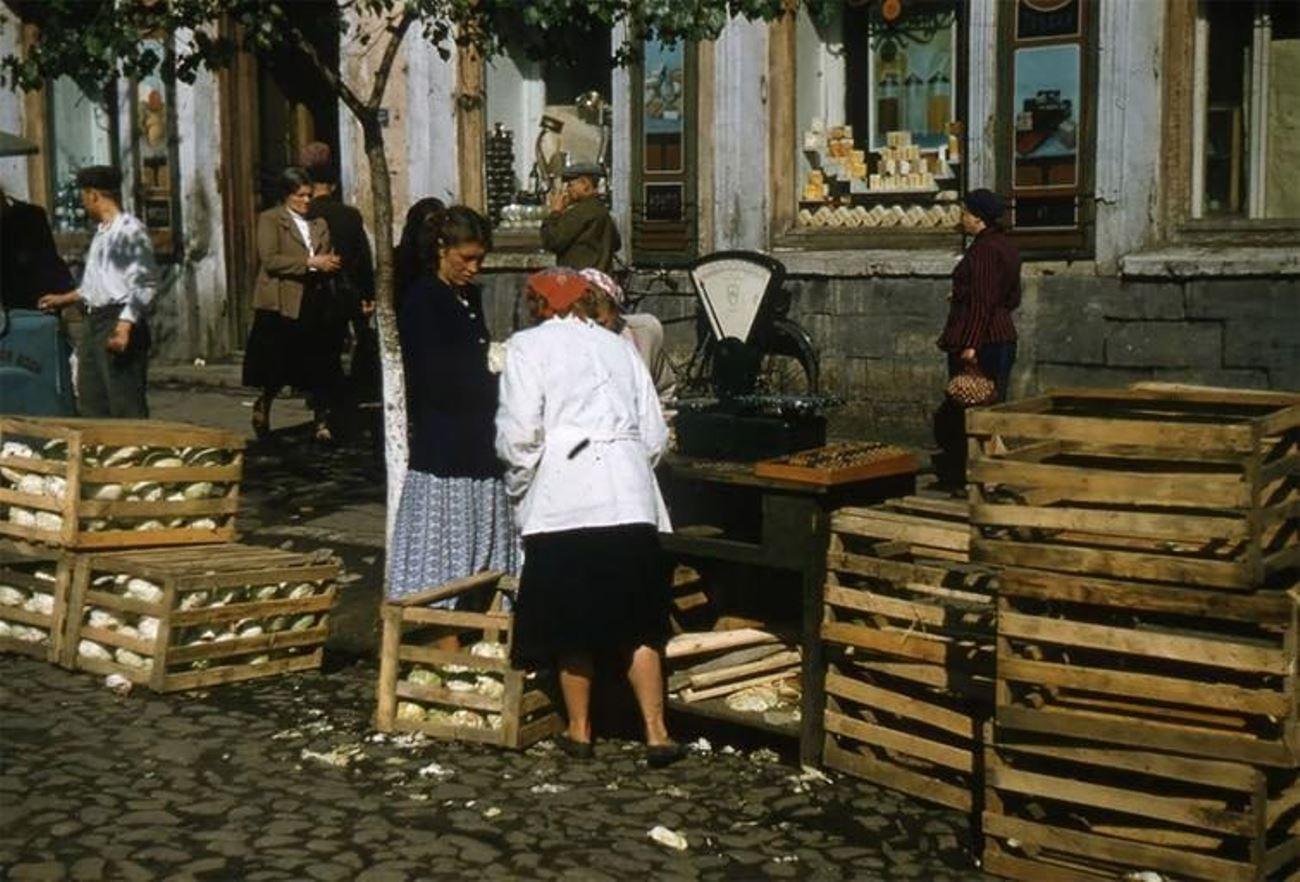 Рынок в СССР