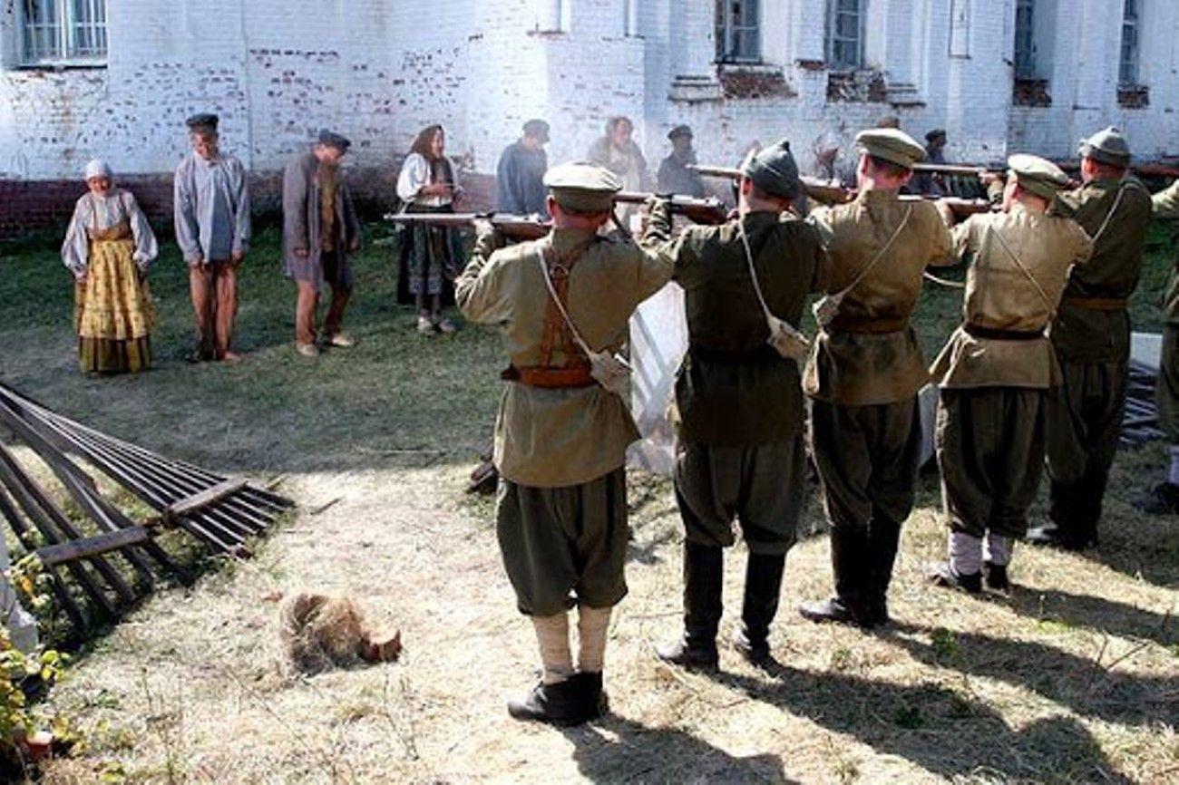 Расстрелы в СССР