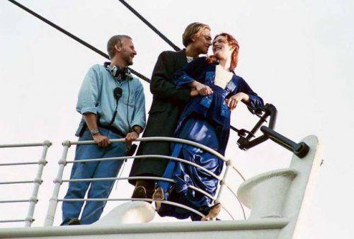 Титаник, актеры, режиссер, сцена, съемки