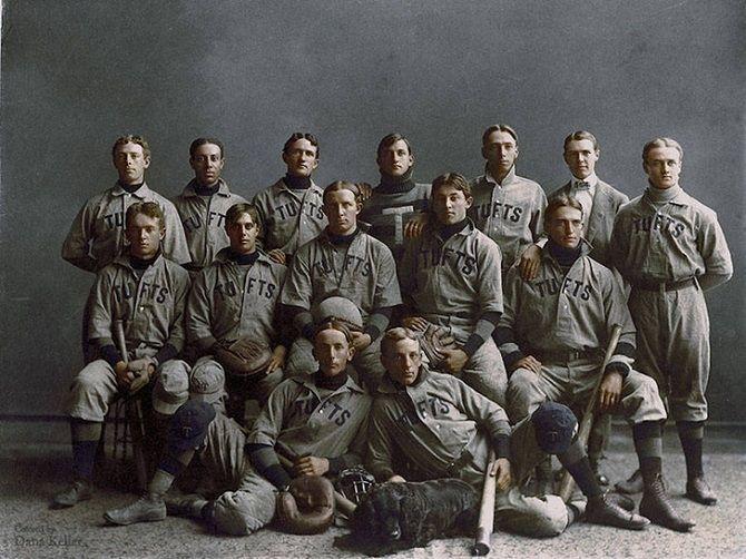 команда, бейсбол