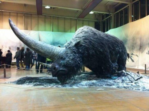Пугающий древний гигант / Фото: ©mixnews.lv