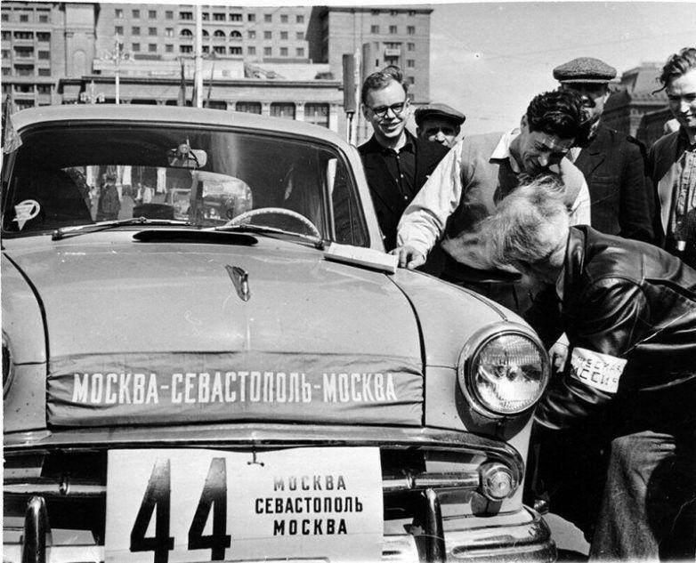 Советский автопром гордился своими машинами  / Фото:©mixnews.lv