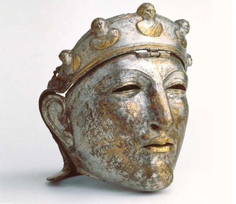 шлем, маска
