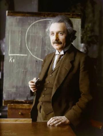 Энштейн, ученый