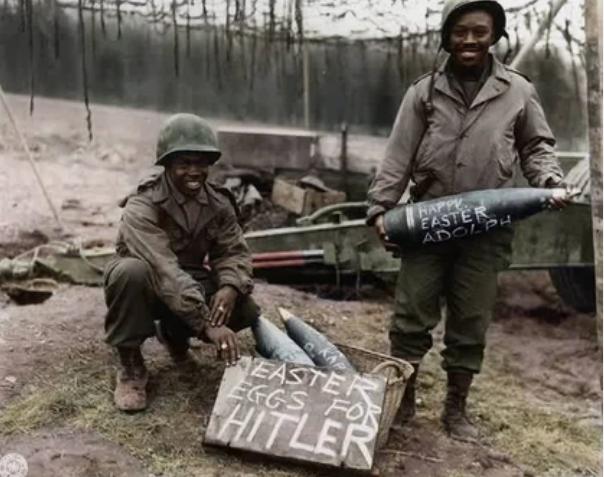 солдаты, снаряды