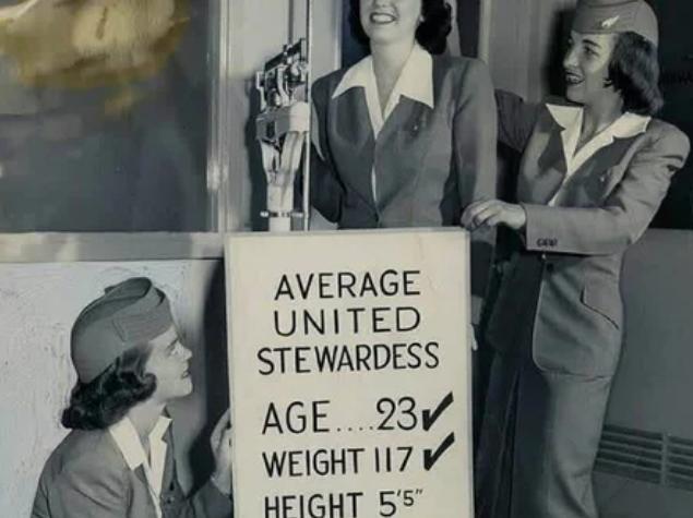 Возраст, вес, рост – требования для кандидаток в стюардессы