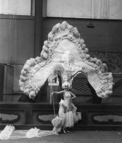 «Танцующая Божественность», актриса, танцовщица, певица, Джесси Мэтьюз, 1934