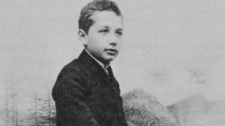 Энштейн, юность