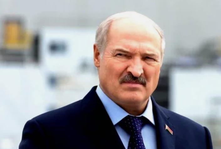 Лукашенко, усы