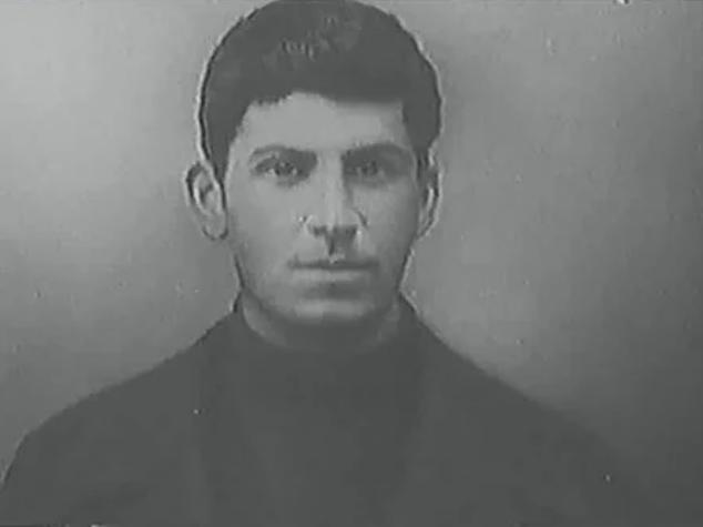 Сталин, молодость