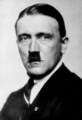 усы, Гитлер