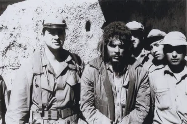 казнь, Че Гевара
