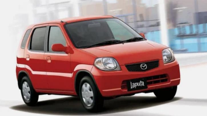 автомобиль, Mazda, реклама