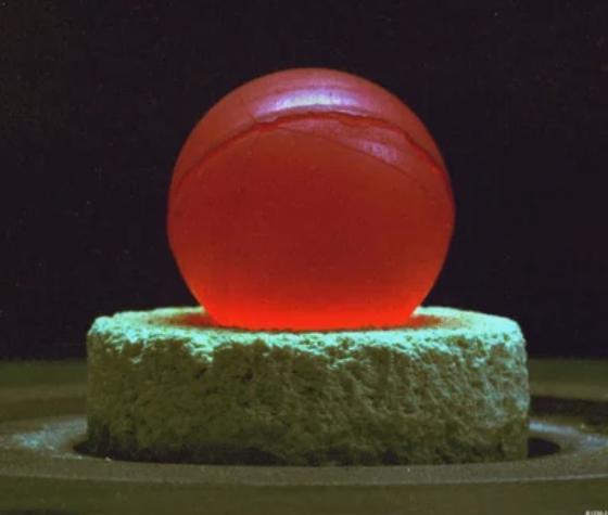 Радиоактивный плутоний