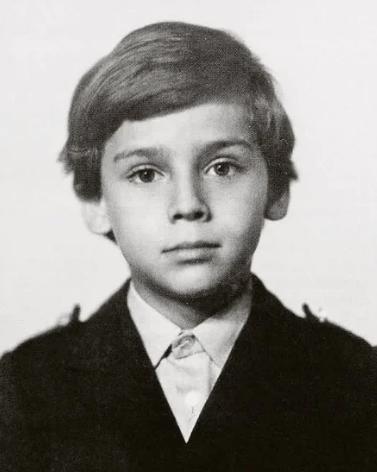 Галкин, детство