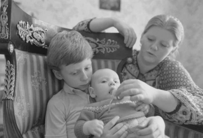Муравьева, семья